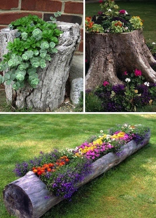 22 kreative und preiswerte DIY Ideen für Garten-Blumentöpfe ...