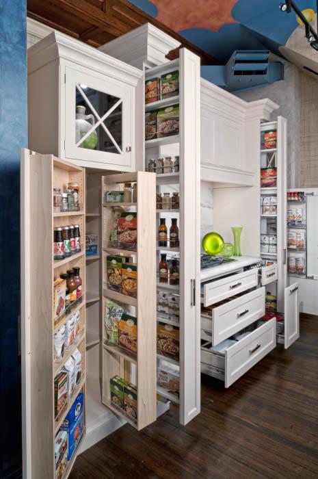 26 Stauraum-Ideen für die Küche   CooleTipps.de