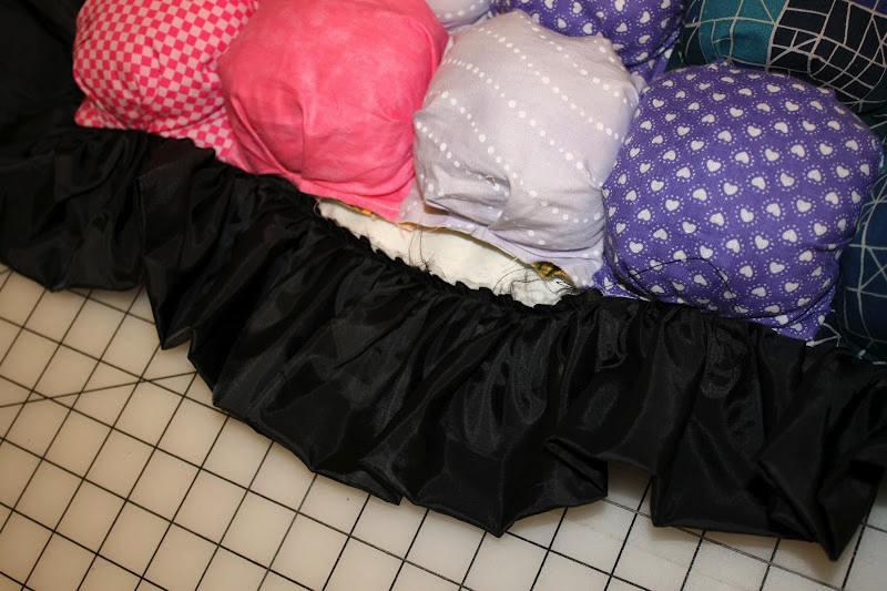 bubble decke selber machen fotoanleitung. Black Bedroom Furniture Sets. Home Design Ideas