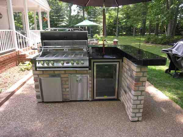 Outdoor Küchen Plan : Outdoor küchen plan outdoor küchen und grill sehr gute ideen