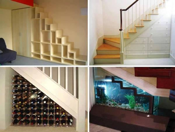 10 top ideen f r stauraum unter der treppe. Black Bedroom Furniture Sets. Home Design Ideas
