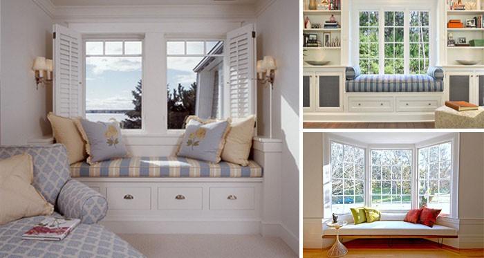 Am Fenster Relaxen 16 Interessante Gestaltungsideen Fur Sitzecken