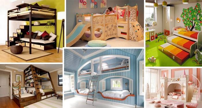 Etagenbett Aus Paletten : Moderne ideen für etagenbetten cooletipps