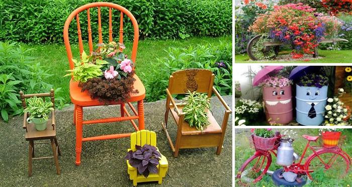 29 Diy Blumentopf Ideen Fur Den Garten Cooletipps De