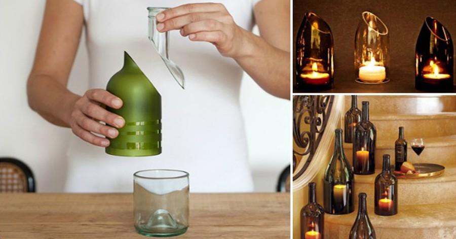 ein genialer tipp wie man glasflaschen zerschneiden kann kreative ideen cooletippsde - Kreative Ideen