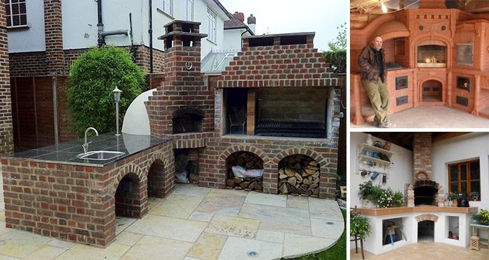 Outdoor Küche Fotos : Outdoor küche u a zinsser gartengestaltung schwimmteiche und
